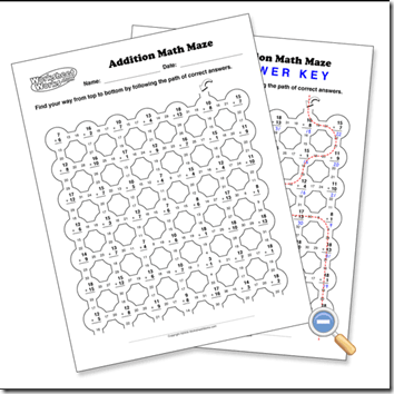 Homeschool 4 Muslims: Worksheet Fun for September